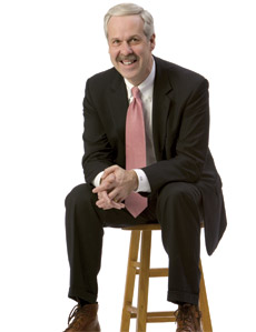 Paul LeBlanc, president of SNHU.