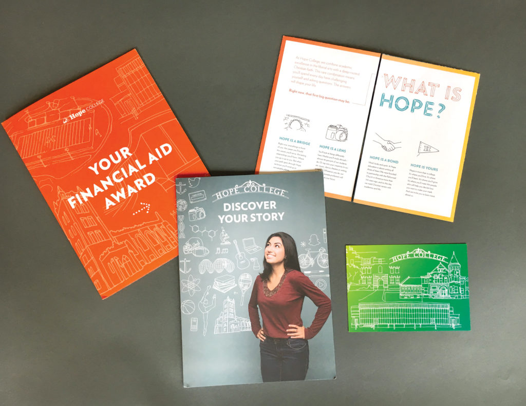 hope admission materials