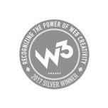 Award-W3-Silver-2017