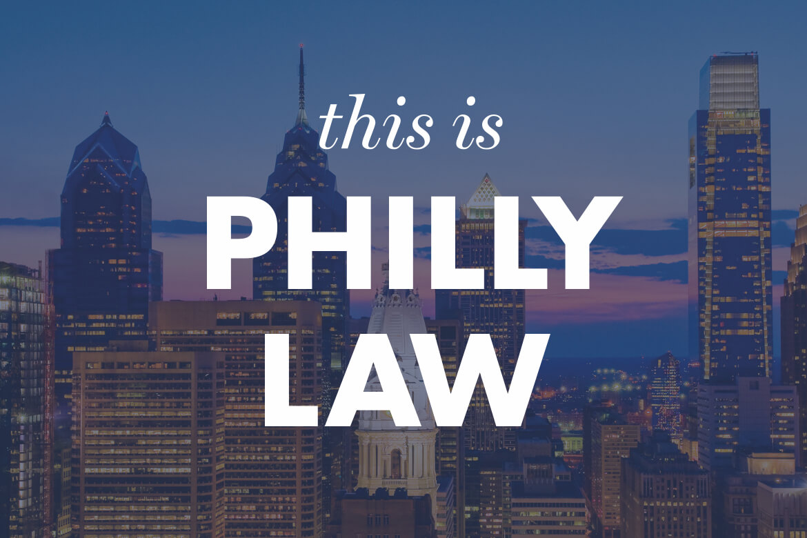 philly law graphic