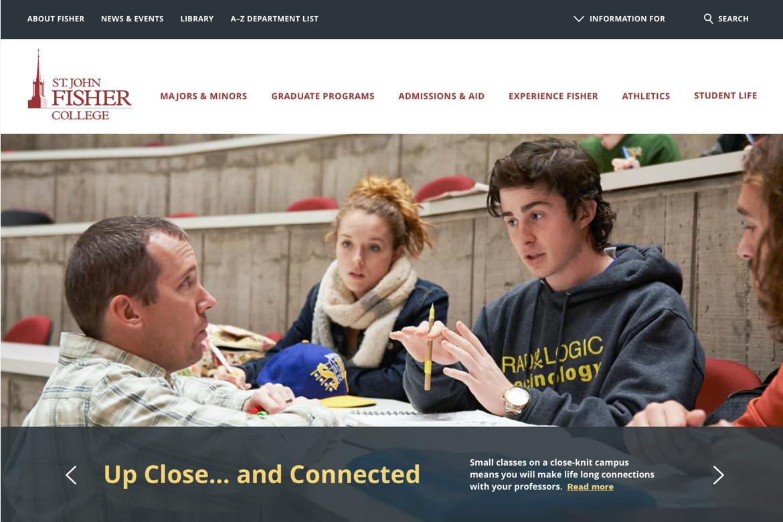 SJFC homepage Mockup