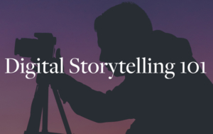Digital Storytelling image