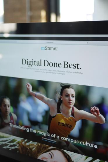 New mStoner Website