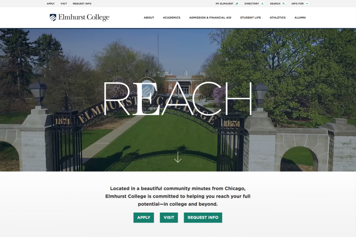 Elmhurst College: Higher Education Redesign Case Study