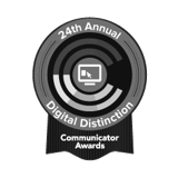 2018 Communicator Awards Distinction