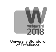 2018 webaward Standard of Excellence