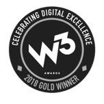 W3 Gold 2018 Award