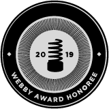 Webby Honoree 2019