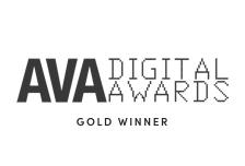 ava digital gold award graphic