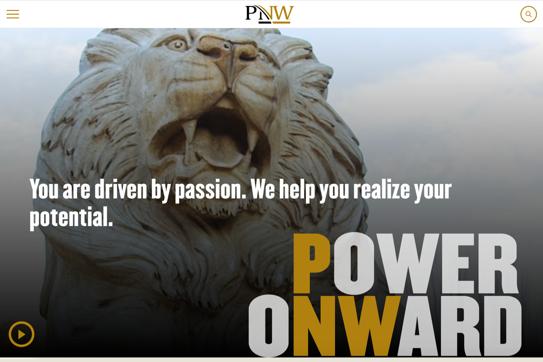 PNW homepge mockup