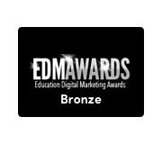 EDM Award graphic bronze
